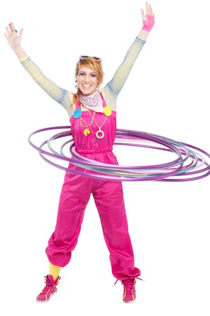 Hula Hoops: Dance and Flow