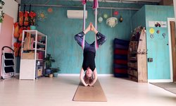 Aerial Yoga - Intro to Inversions