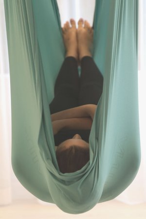 Aerial Yoga Therapeutics
