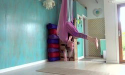 Aerial Yoga - Introduction to Flips