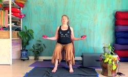 Chair Yoga - Makarlu + Self-Massage