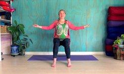 Chair Yoga - Chair Mindfulness