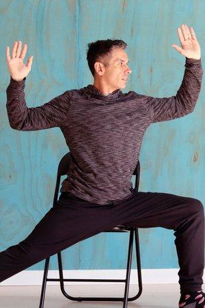 Chair Yoga - Yoga & Pilates in a Chair