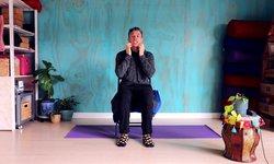 Chair Yoga - Neck, Jaw & Breath