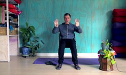 Chair Yoga - Shaking them Shoulders