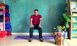Chair Yoga - Spring Self-massage!