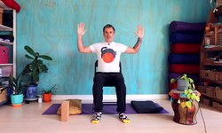 Chair Yoga - Take it Slow