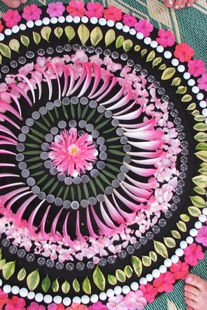 Multidimensional Mandalas