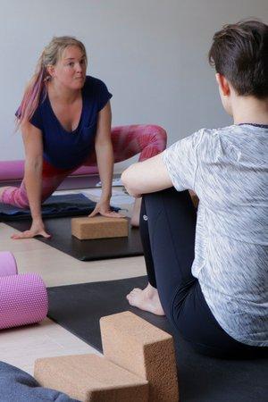 Nurturing Yoga and Pilates