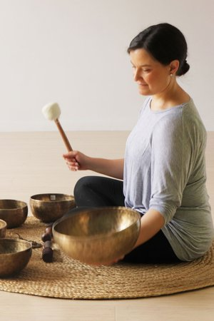 Sunday Tibetan Singing Bowl Sound Sessions